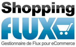 Logo Shopping Flux